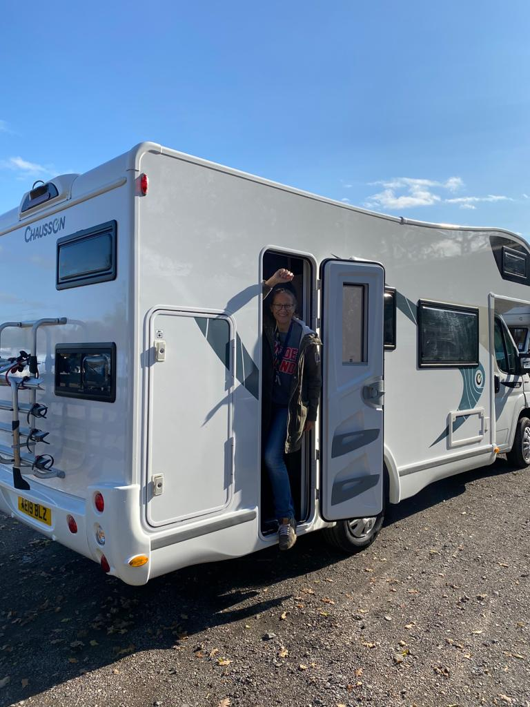 Motorhome hire in London