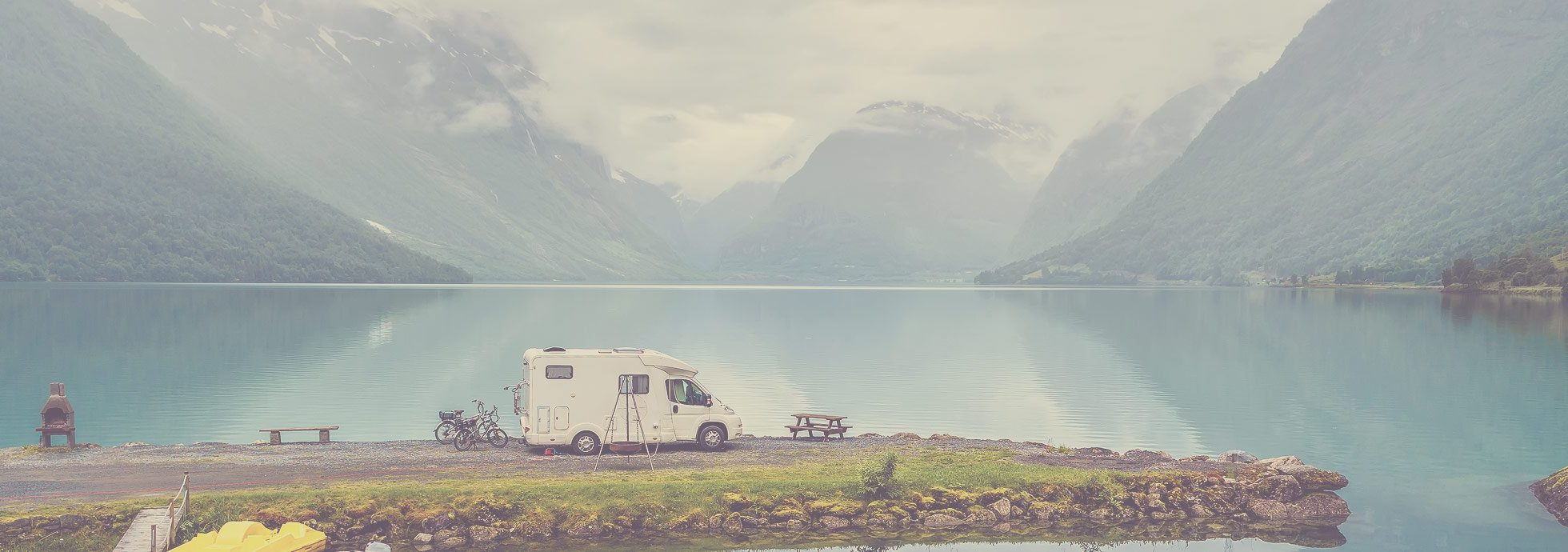 Hire a motorhome and hit the road. Travel another way.