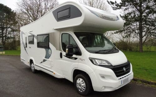 Motorhome rental in London